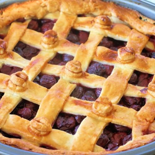 Placinta cu visine - Cherry Pie