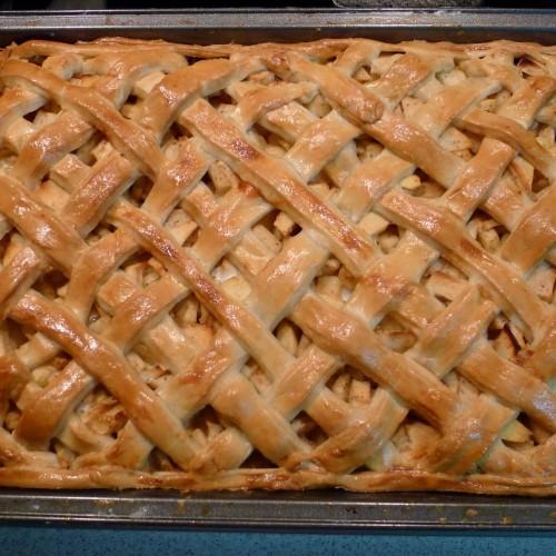 Tarta cu mere - Apple Pie